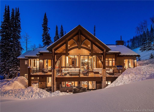 Good Each Of Them Could Be The Address Of Your Luxury Mountain Home, In The  Prestigious Gated Community Of The Colony ...
